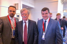 PMP Cristian Lungu ambasador SUA la ONU John Bolton