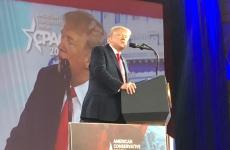 Donald Trump discurs