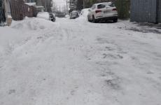 ninsori, străzi înzăpezite, frig, zăpadă