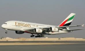avion A380 Airbus Emirates