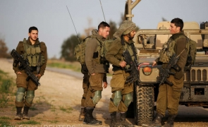 soldati israelieni