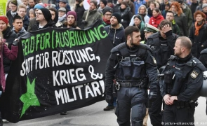 protest Munchen