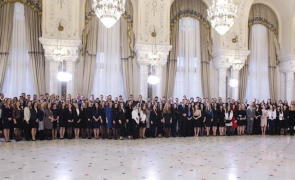 absolventi Institutul Naţional al Magistraturii