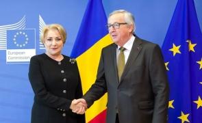 Dancila Juncker