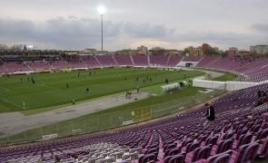 stadion dan paltinisanu timisoara