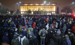 PROTESTE Bucuresti 25 02 2018