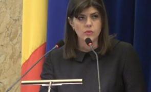 Laura Codruta Kovesi la bilant DNA