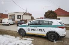 slovacia politie