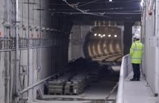 stadiu lucrari magistrala de metrou M5