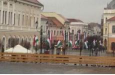steaguri Ungaria la Sfantu Gheorghe