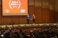 Leonardo Badea ASF la Gala EduFin