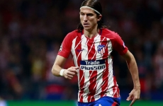 Filipe Luis Atletico Madrid