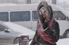 iarna ger zapada