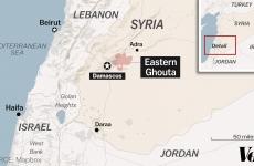 Ghouta de Est, Damasc Siria