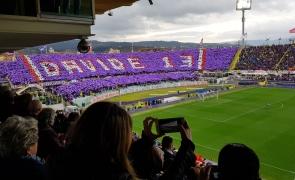 coregrafie Fiorentina Astori