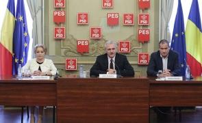 BPN PSD - Dancila, Dragnea, Neacsu