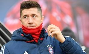 Lewandowski Bayern Munchen
