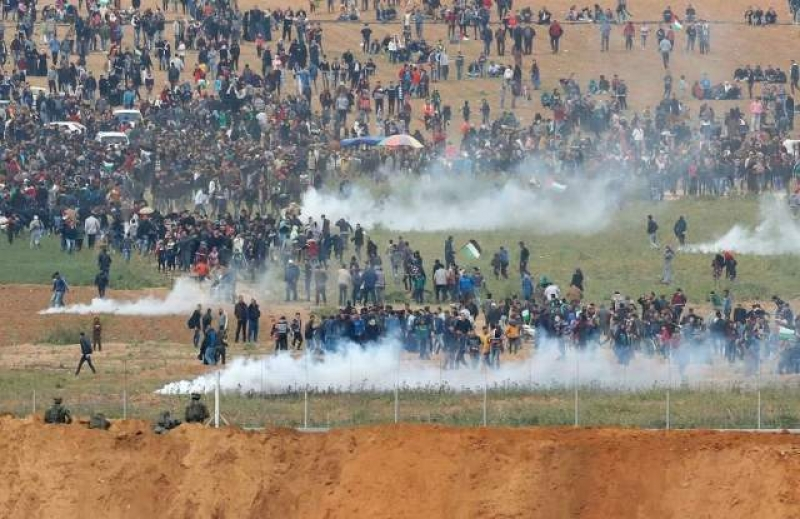 RĂZBOIUL din Fâșia Gaza continuă: Armata israeliană a BOMBARDAT Hamas