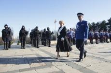 Viorica Dancila la ziua Jandarmeriei