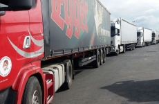 camioane cozi graniță