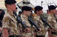 armata Marea Britanie
