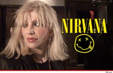 Courtney Love Nirvana