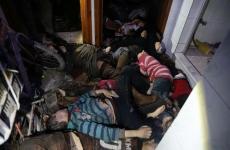 siria goutha morti sarin