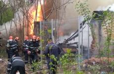 incendiu Piața Muncii aprilie 2018