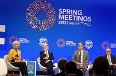 FMI Christine Lagarde