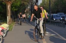 iohannis bicicleta
