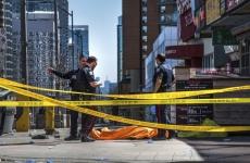 Toronto Canada politie