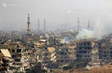 lupte Siria Damasc