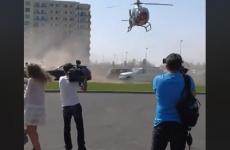 elicopter mamaia