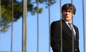 Carles Puigdemont gratii