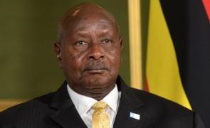 Yoweri Museveni presedinte uganda