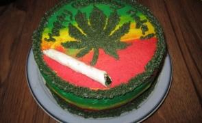 prajitura marijuana
