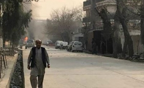 explozie Kabul