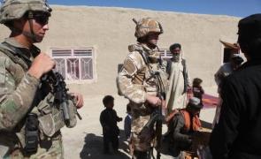 soldați Afganistan