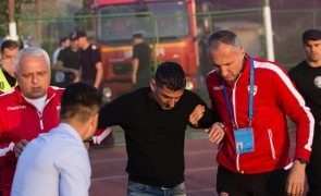 Inquam bătaie Dinamo Ionel Dănciulescu