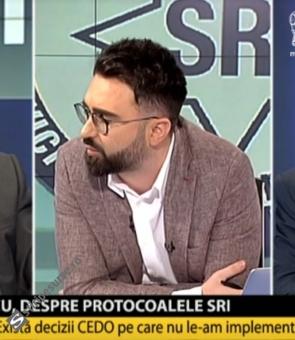 Ionuț Cristache a reușit să-l enerveze pe Traian Băsescu, la TVR 1: 'Lasă, bă, ce, lui i-a trecut? Ești școala lui Voiculescu, nu mai repet'