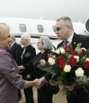 Dancila avion Israel