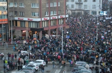 Slovacia proteste