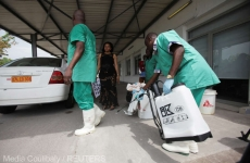 Ebola medici