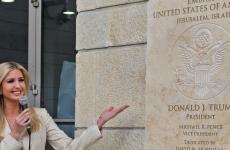 Ivanka Trump Ierusalim ambasada