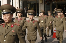 ofiteri coreea de nord