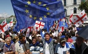georgia proteste