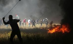 Gaza proteste