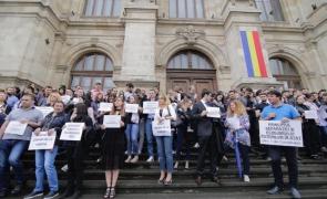 Inquam protest judecatori procurori Curtea de Apel