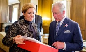 Liliana Ţuroiu Prințul Charles