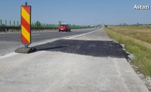 autostrada reparata